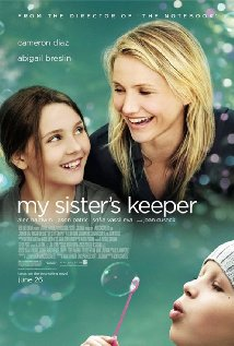 My Sister's Keeper 2009 poster