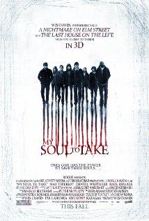 My Soul to Take 2010 poster