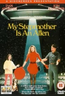 My Stepmother Is an Alien (1988) cover