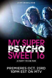 My Super Psycho Sweet 16 (2009) cover