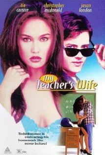 My Teacher's Wife (1999) cover