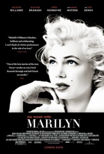 My Week with Marilyn (2011) cover