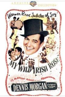 My Wild Irish Rose (1947) cover