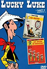 Lucky Luke (1984) cover