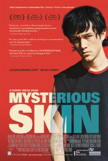 Mysterious Skin 2004 poster