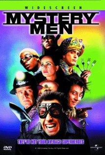 Mystery Men (1999) cover