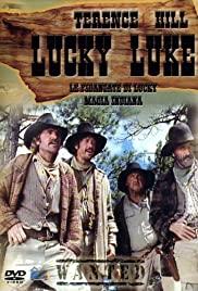 Lucky Luke 1992 poster