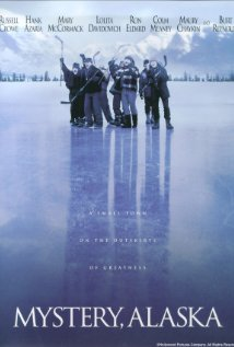 Mystery, Alaska (1999) cover