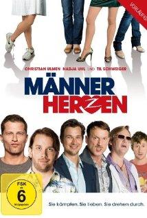 Männerherzen (2009) cover