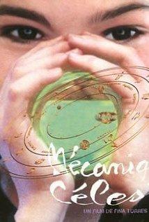 Mécaniques célestes 1995 poster