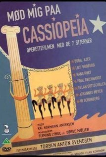 Mød mig paa Cassiopeia (1951) cover