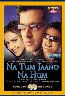 Na Tum Jaano Na Hum 2002 poster
