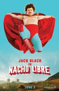 Nacho Libre (2006) cover