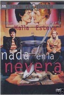 Nada en la nevera (1998) cover