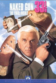 Naked Gun 33 1/3: The Final Insult 1994 poster
