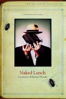 Naked Lunch (1991) cover