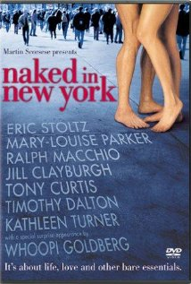 Naked in New York 1993 poster