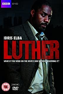 Luther (2010) cover