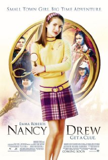 Nancy Drew (2007) cover