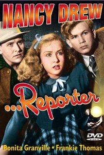 Nancy Drew... Reporter (1939) cover