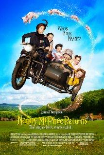 Nanny McPhee and the Big Bang (2010) cover
