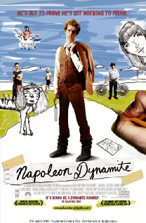 Napoleon Dynamite 2004 poster