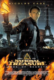 National Treasure: Book of Secrets (2007) cover