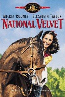 National Velvet 1944 poster