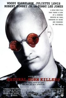 Natural Born Killers (1994) cover