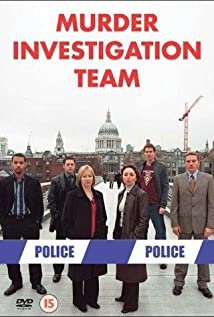 M.I.T.: Murder Investigation Team 2003 poster
