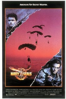 Navy Seals (1990) cover