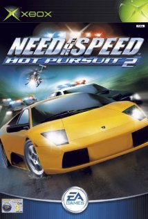 Need for Speed: Hot Pursuit 2 (2002) cover
