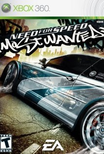 Need for Speed: Most Wanted (2005) cover