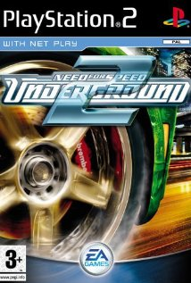 Need for Speed: Underground 2 (2004) cover