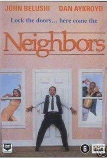 Neighbors (1981) cover