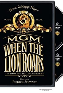 MGM: When the Lion Roars 1992 poster