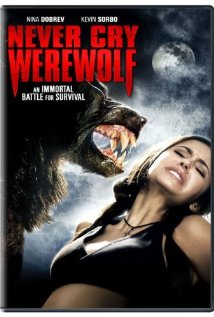 Never Cry Werewolf (2008) cover