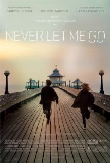 Never Let Me Go (2010) cover