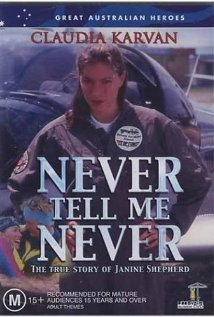 Never Tell Me Never (1998) cover