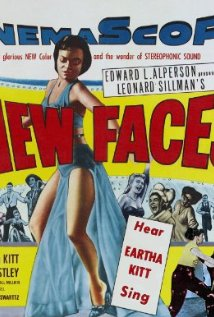 New Faces (1954) cover
