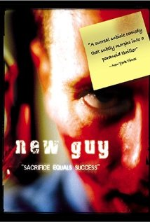 New Guy (2003) cover