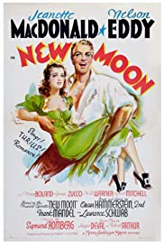 New Moon (1940) cover
