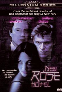 New Rose Hotel (1998) cover