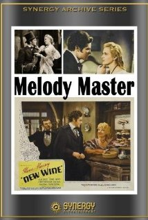 New Wine (1941) cover