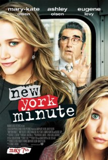 New York Minute (2004) cover