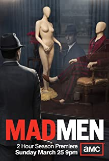Mad Men (2007) cover
