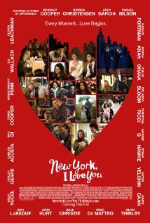 New York, I Love You (2009) cover