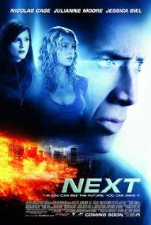 Next (2007) cover