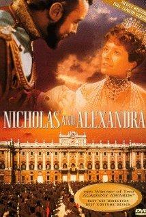 Nicholas and Alexandra (1971) cover