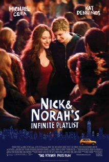 Nick and Norah's Infinite Playlist (2008) cover